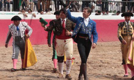 Hermoso de Mendoza y Rozo, triunfan en «Los Azulejos»