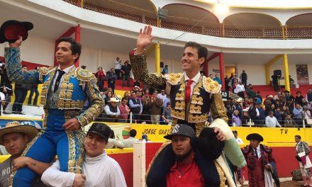 """José Mauricio y """"El Chihuahua"""" comparten triunfo en Reynosa"""