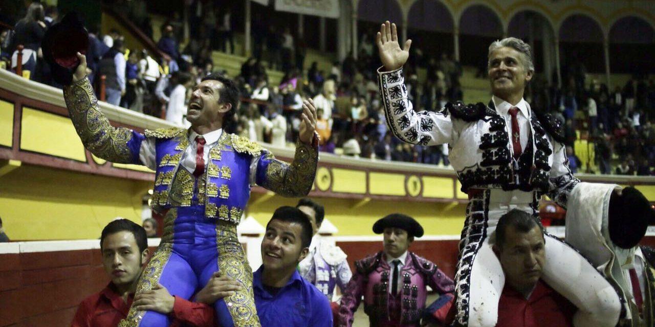 Pizarro y Jerónimo triunfan en Teziutlán