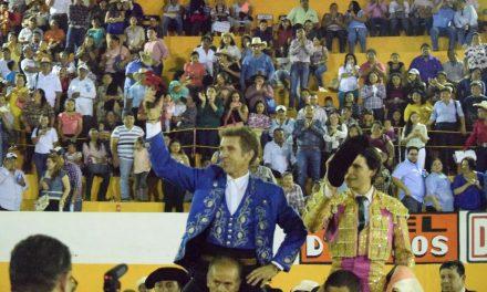 Hermoso de Mendoza continúa con su racha triunfal
