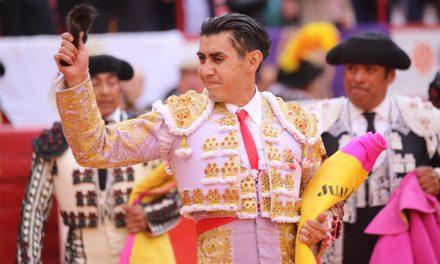 Primera de la corrida de «Feria de la Cuaresma»