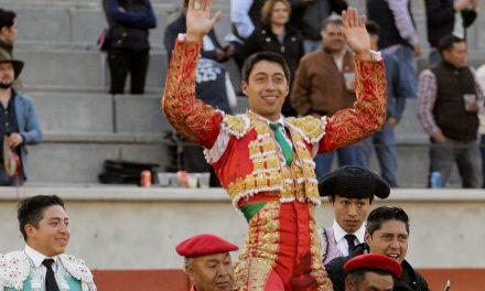 Sergio Flores, continúa con su racha triunfal