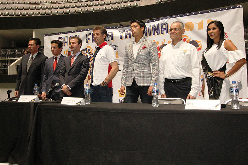 Héctor Gabriel tomará la alternativa en la feria de Puebla