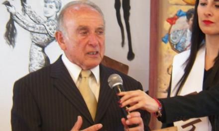 José San Martín sufrió una trombosis
