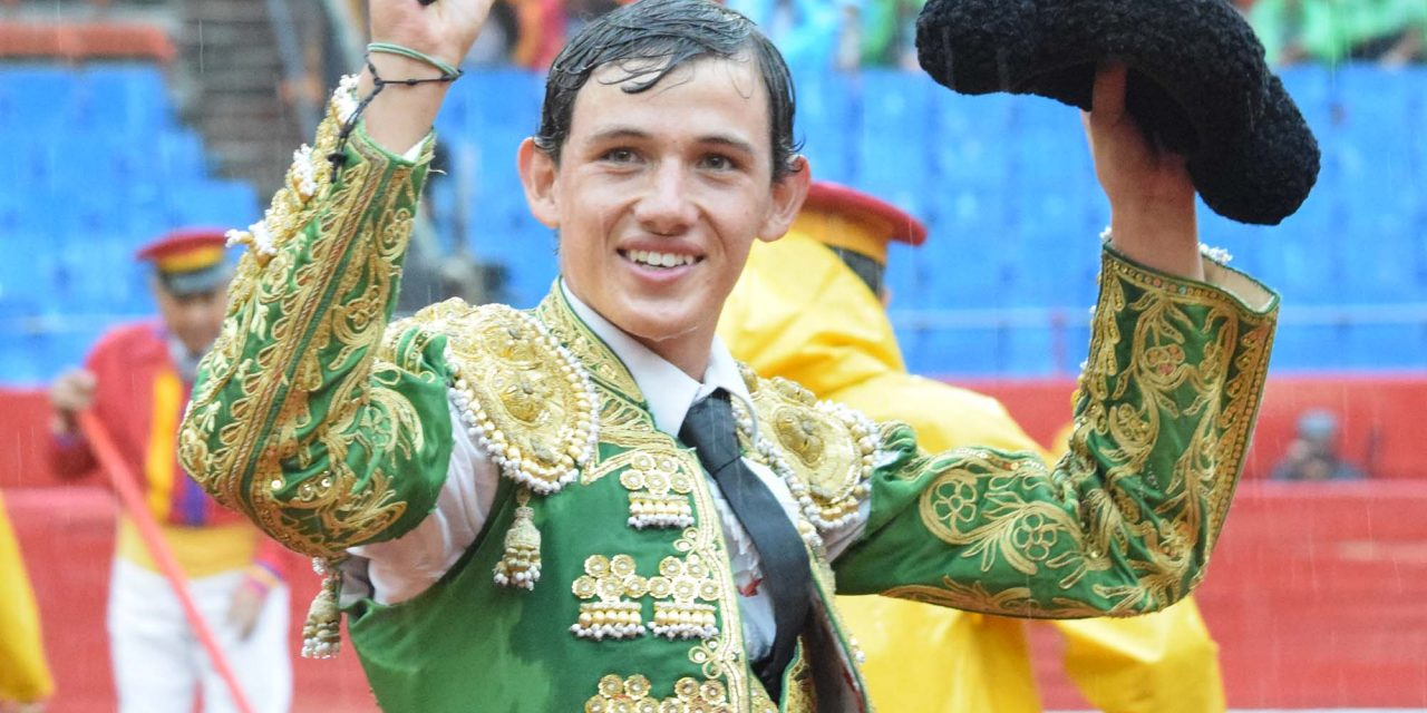 Miguel Aguilar debuta en España