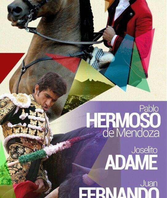 Pablo Hermoso encabeza el cartel para la Gran Corrida Internacional en Monterrey