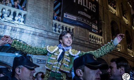 Roca Rey reaparece en Valencia