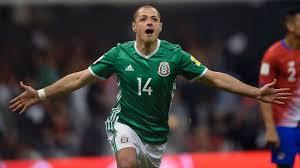 México vence y el Chicharito Convence