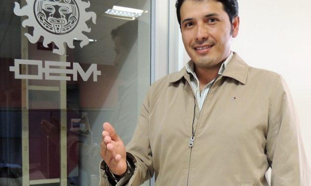 «Un triunfo relanzaría mi carrera»: Christian Ortega