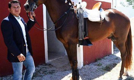 Ayala presenta nuevos caballos