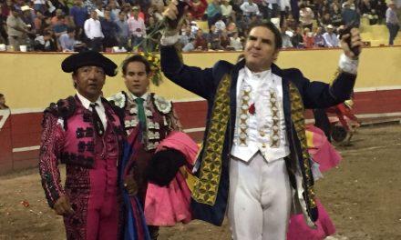 Triunfo de Santos y Sotelo en El Grullo