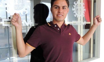 «El público de Aguascalientes me encanta»: Castro