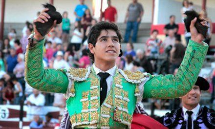 Toreros mexicanos anunciados en El Hoyo de Pinares