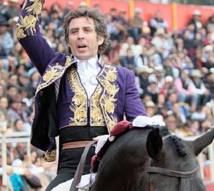 Pablo Hermoso indulto a «Amigo» de Marrón