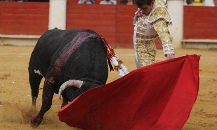 Tarde sin trofeos en Texcoco