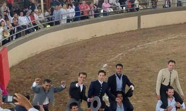 Arturo Macías entusiasmo a la afición texana