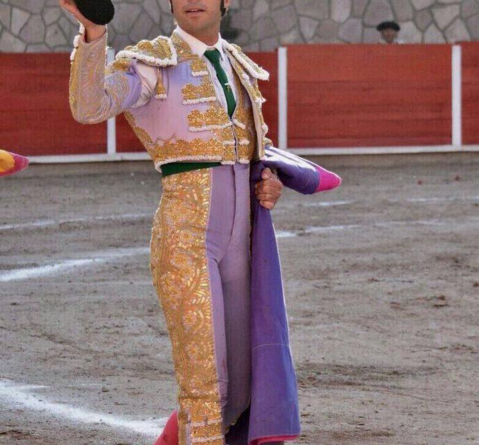 Oreja de peso a Fermín Rivera en Jerez