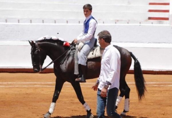 Guillermo Hermoso se alista para su debut