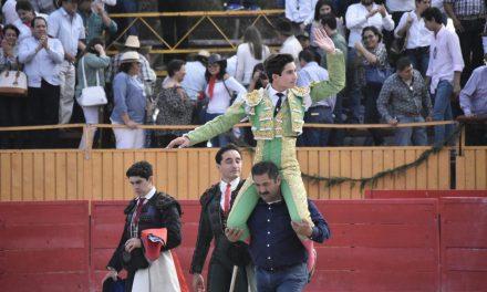 Dos orejas para Fermín y una para Diego en Salamanca