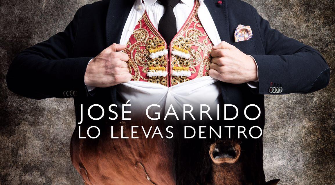 José Garrido con su campaña «Los llevas dentro»