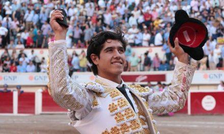 Luis David siempre si toreará en Valencia