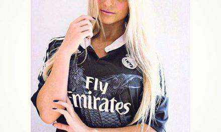 Hala Madrid! y con partido pendiente.