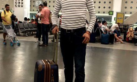 Arturo Macías viaja a España