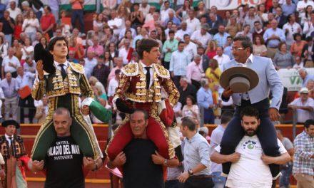 Rotundo triunfo de Roca Rey en Sanlúcar