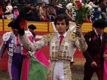 Regresa a las actividades el novillero Rafael de Alejandría