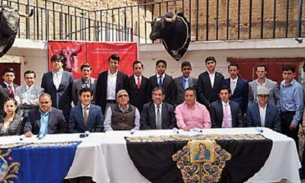 Presentan actividades taurinas en Tlaxcala