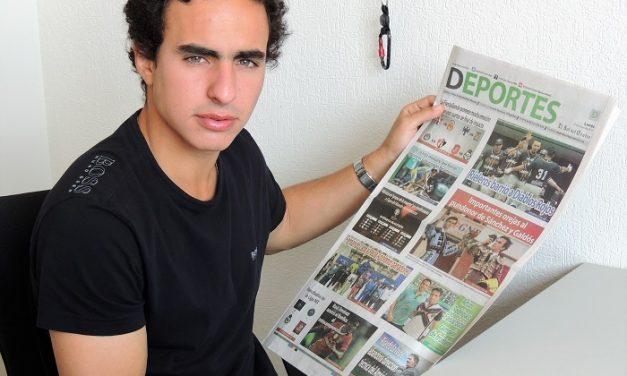 """""""Fue una gran alegría volver a Aguascalientes""""; Joaquín Gáldos"""