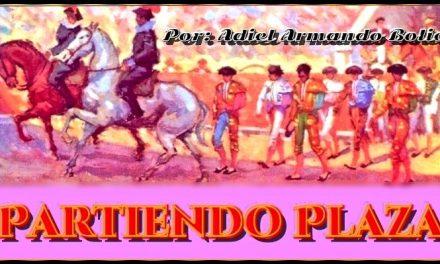 Partiendo Plaza: ¡Ser torero es un arte!