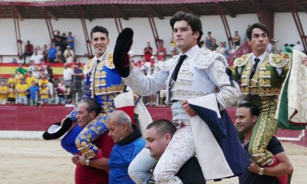 Garrido triunfa en Ledesma