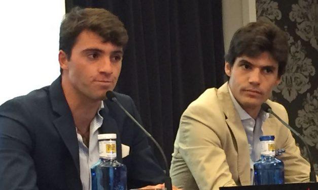 Rafael Serna y Pablo Aguado mano a mano en Sevilla