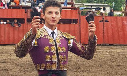 Cristian Antar se alza como máximo triunfador en Achichilco