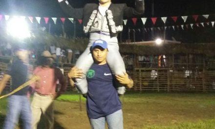 Dos orejas para Cuauhtémoc Ayala en Cuncunul