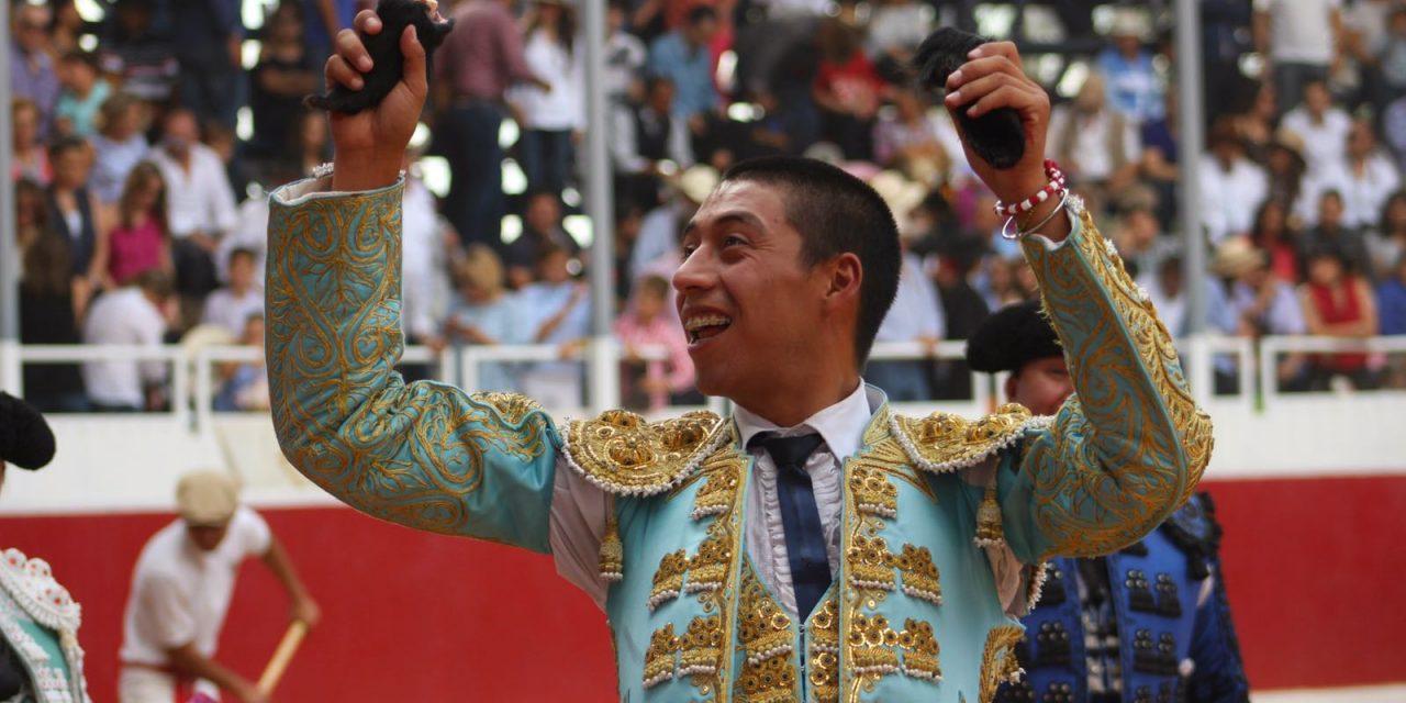 Sergio Flores continúa por el camino del triunfo