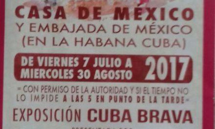 «Cuba Brava», interesante proyecto cultural-taurino