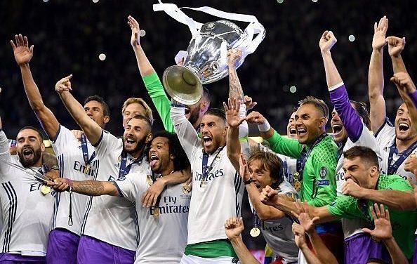 Madrid da cátedra a la Juventus