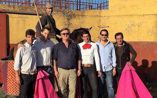 """Listo para """"El Pitayo"""" Luis Ignacio Escobedo"""