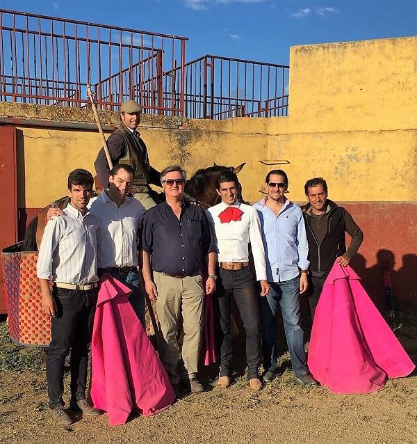 Listo para «El Pitayo» Luis Ignacio Escobedo