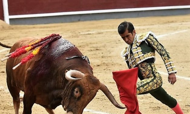Joselito Adame, esforzado y torero pero sin suerte