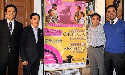 Los Ortega y Los Angelino mano a mano