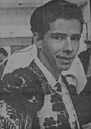 Hace 23 años debutó Miguel Lahoz
