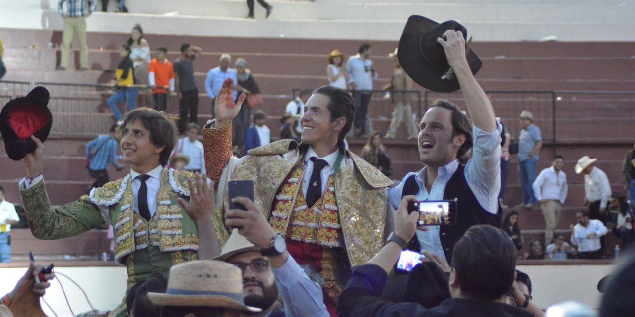 Diego Silveti retoma su temporada en San Juan del Río