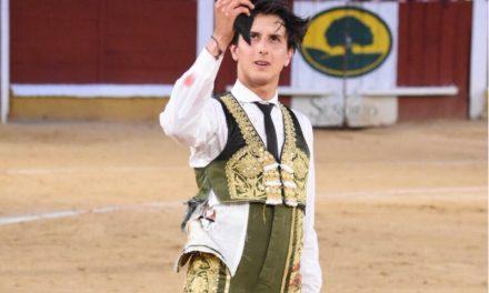 Andrés Roca Rey resultó herido en Badajoz