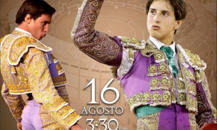 Fernando y Andrés Roca Rey mano a mano