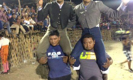 Los hermanos Angelino triunfan en el festival de Motul