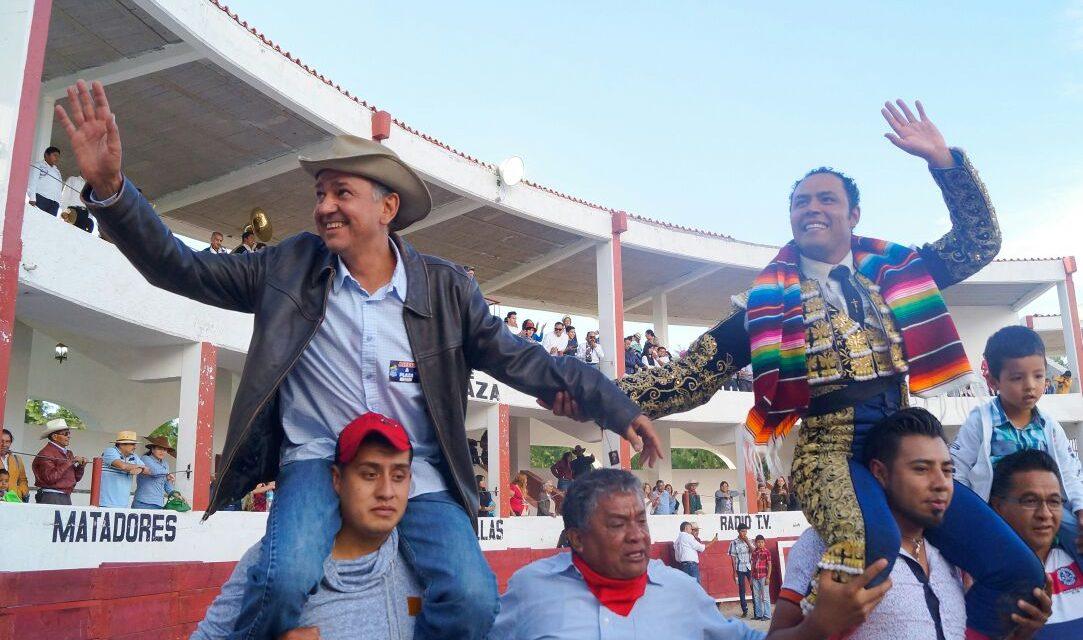 Angelino indulta a «Lugareño» en Tetla