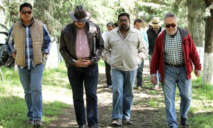 Arroyo y Bretón reciben nombramientos en Huamantla